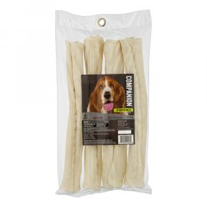Companion Rawhide Retriever Rolls 10 Inch Dog Chews