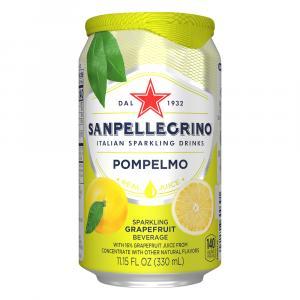 Sanpellegrino Sparkling Fruit Beverage Grapefruit Water
