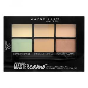 Maybelline Full Set Camo Palette Light Color
