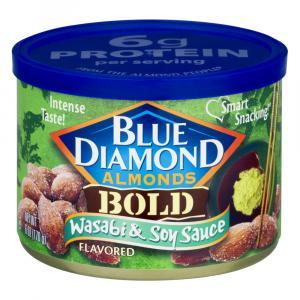 Blue Diamond Growers Wasabi & Soy Almonds