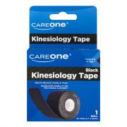 CareOne Kinesiology Tape Black