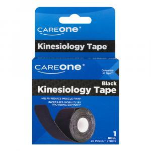 CareOne Kinesiology Tape Black