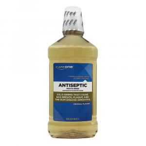 CareOne Amber Antiseptic Mouth Rinse