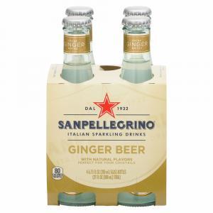 Sanpellegrino Italian Sparkling Ginger Beer