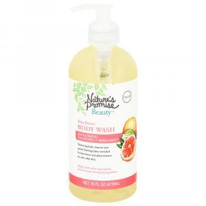 Nature's Promise Grapefruit Bergamot Body Wash