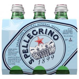 San Pellegrino Sparkling Natural Mineral Water