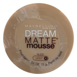 Maybelline Dream Mat Mousse Nde