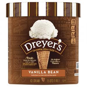 Edy's Vanilla Bean Ice Cream