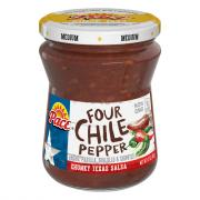 Pace Four Chile Pepper Medium Salsa
