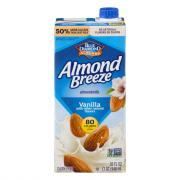 Blue Diamond Almond Breeze Vanilla Beverage