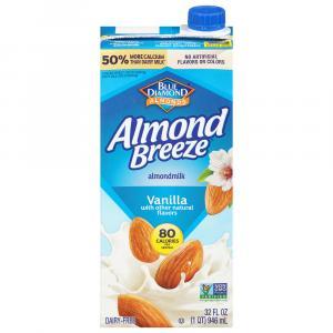 Blue Diamond Almond Breeze Vanilla Beverage