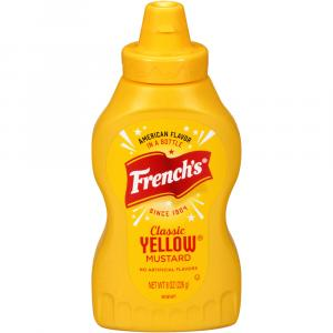French's Squeeze Yellow Mustard