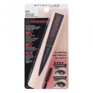 Maybelline Total Temptations Blackest Black 601 Mascara