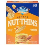 Blue Diamond Growers Cheese Nut Thins