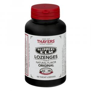 Thayer Slippery Elm Regular Lozenges