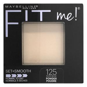 Maybelline Fit Me Pressed Powder Nude Beige