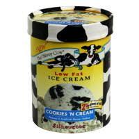 Silhouette Cookies & Cream Ice Cream