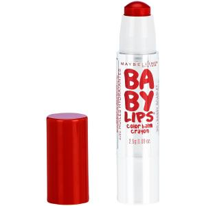Maybelline Baby Lips Crayon Sassy Scarlet
