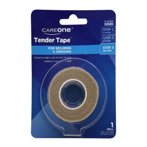 CareOne Tender Tape 1""