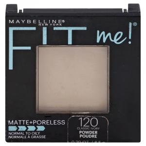 Maybelline Fit Me Matte Pore Powder Classic Ivory