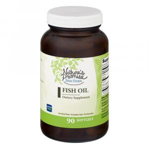 Nature's Promise High Potency EPA DHA Fish Oil