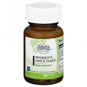 Nature's Promise Women's Once Daily
