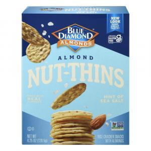 Blue Diamond Almond Hint of Sea Salt Nut Thins