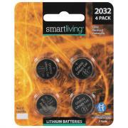 Smart Living CR2032 Lithium Batteries