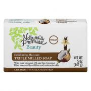 Nature's Promise Triple Milled Soap Coconut Vanilla