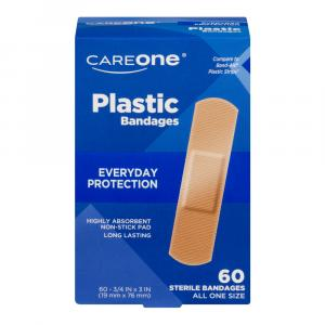CareOne Sterile Plastic Bandages