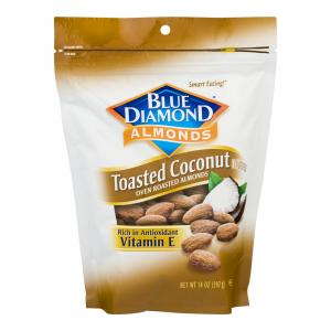 Blue Diamond Toasted Coconut Almonds