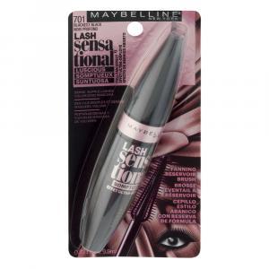 Maybelline Lash Sensational Blackest Black Mascara