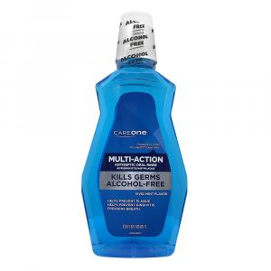 CareOne Alcohol Free Antiseptic Oral Rinse Mint
