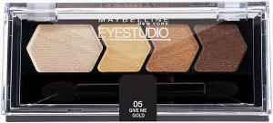 Maybelline Eye Studio Quads Eye Shadow - Give Me Gold
