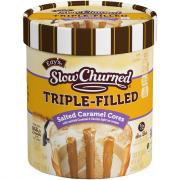 Edy's Slow Churned Triple Filled Salted Caramel Core