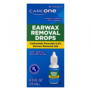 CareOne Earwax Removal Drops