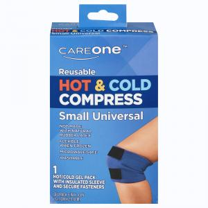 CareOne Reusable Hot Cold Wrap Small
