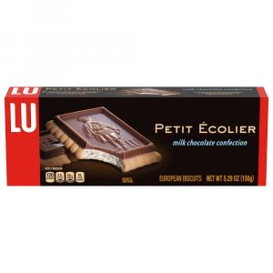 LU Petite Milk Chocolate Cookies