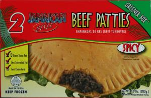 Goya Jamaican Style Spicy Beef Patties