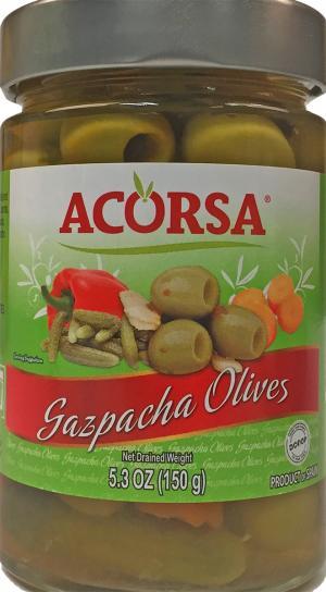 Acorsa Gazpacha Olives
