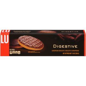 LU Digestive Cookies