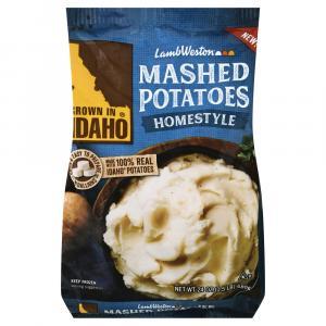 Idaho Homestyle Mashed Potatoes