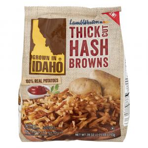 Idaho Thick Cut Hash Browns