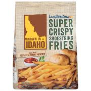 Idaho Super Crispy Shoestring Fries