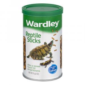 Wardley Reptile Food Sticks