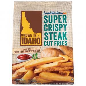 Idaho Super Crispy Steak Cut Fries
