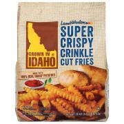Idaho Super Crispy Crinkle Cut Fries