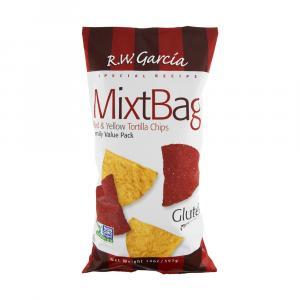 Rw Garcia Mixtbag Red & Yellow Tortilla Chips