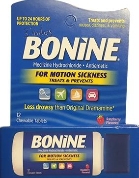 Bonine Travel Pack