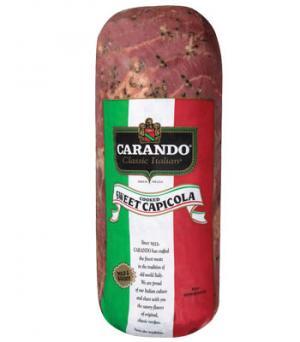 Carando Sweet Capicollo